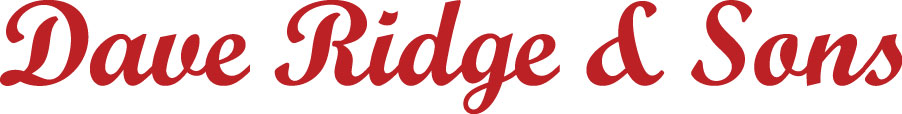 Dave Ridges and Sons Logo